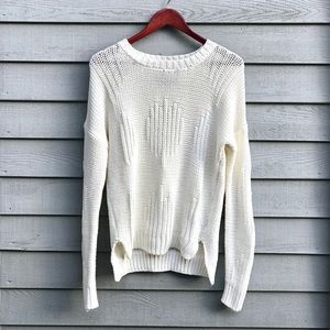 Dolce vita White sweater size M